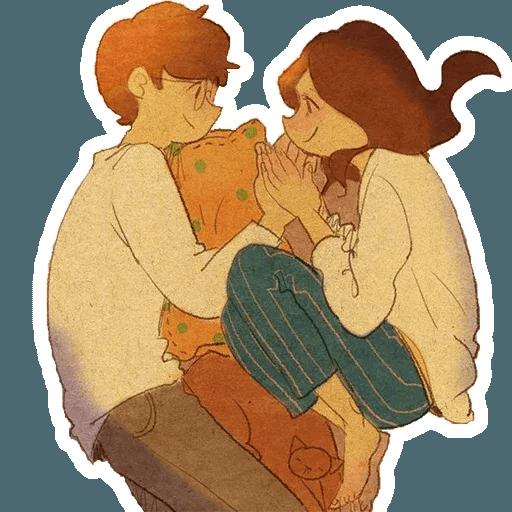 Lovers - Sticker 27