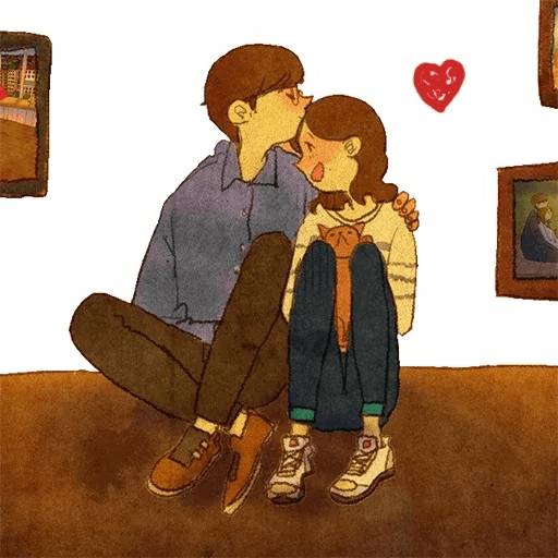 Lovers - Sticker 25