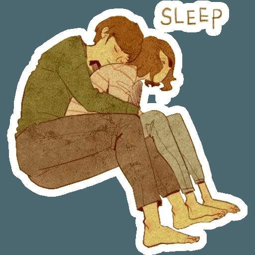 Lovers - Sticker 24