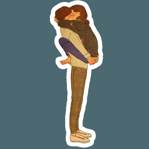 Lovers - Sticker 22