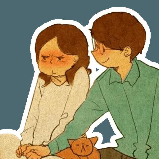 Lovers - Sticker 7