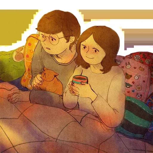 Lovers - Sticker 14