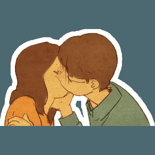 Lovers - Sticker 4