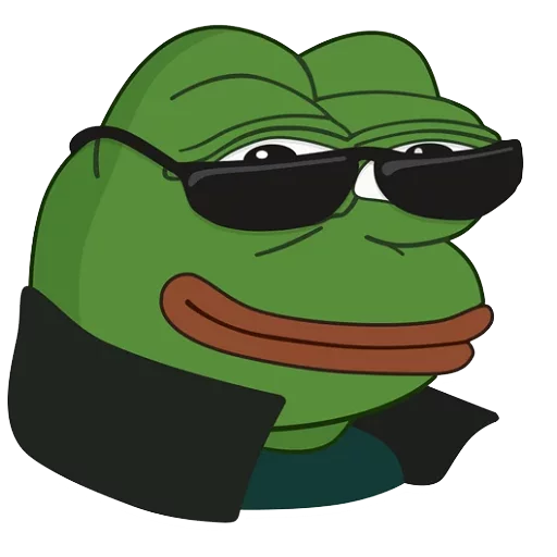 Pepe2.0 - Sticker 3