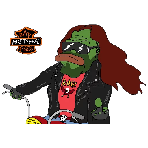 Pepe2.0 - Sticker 6