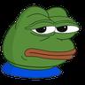 Pepe2.0 - Tray Sticker