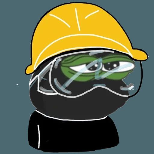 Fighting Pepe - Sticker 15
