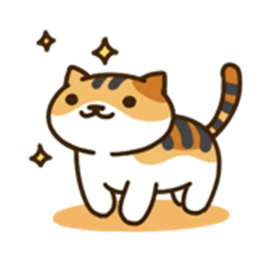 Neko Atsume 2 - Sticker 3