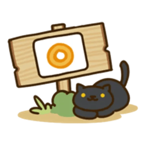 Neko Atsume 2 - Sticker 24