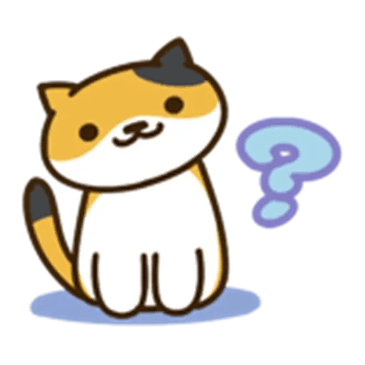 Neko Atsume 2 - Sticker 5