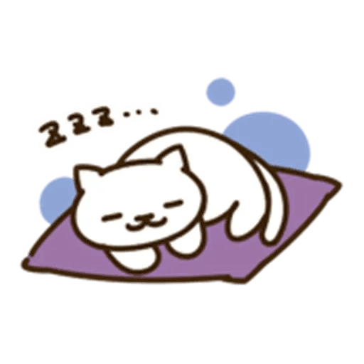 Neko Atsume 2 - Sticker 8