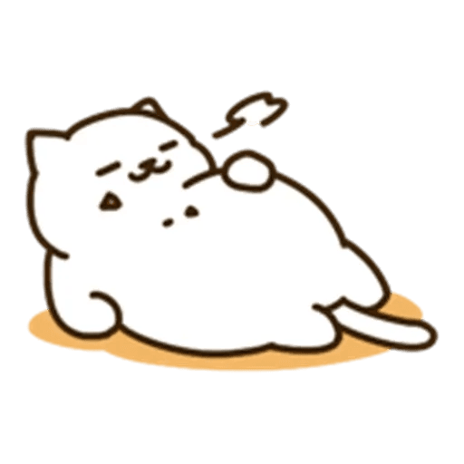 Neko Atsume 2 - Sticker 23