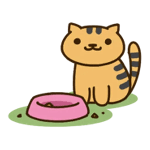 Neko Atsume 2 - Sticker 2