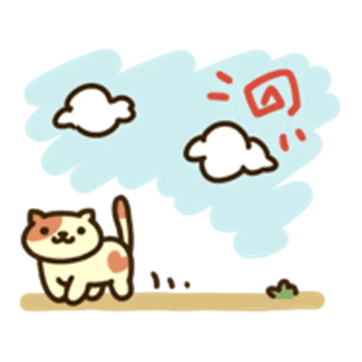 Neko Atsume 2 - Sticker 22