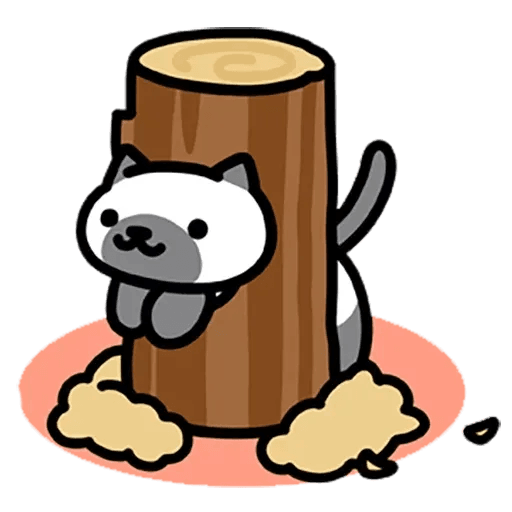 NekoAtsume - Sticker 21