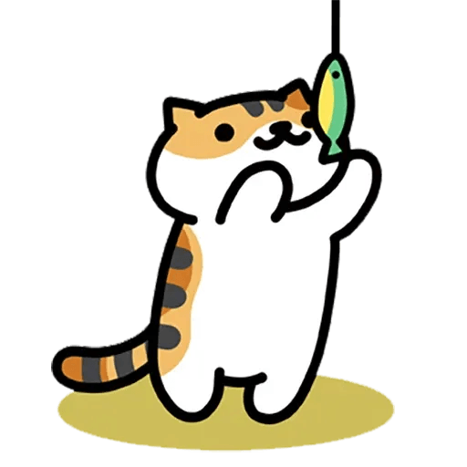 NekoAtsume - Sticker 11