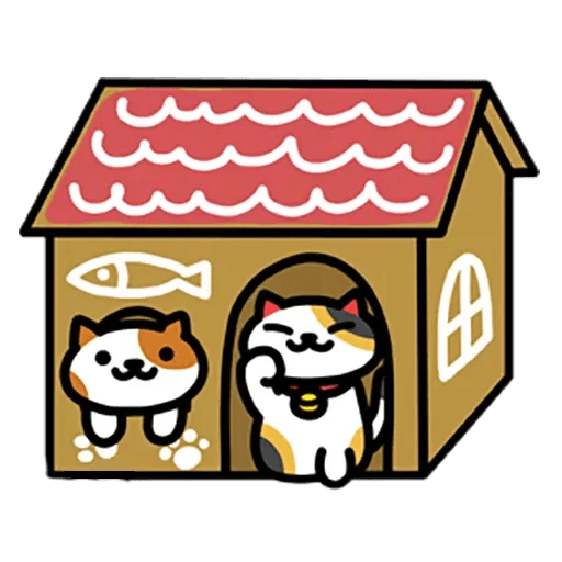 NekoAtsume - Sticker 16