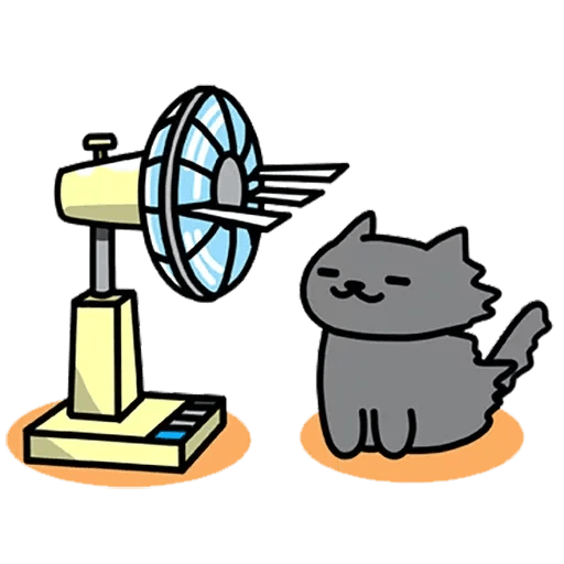 NekoAtsume - Sticker 12