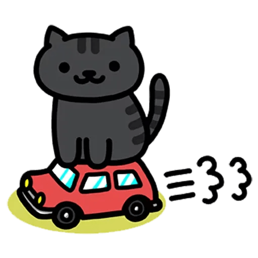 NekoAtsume - Sticker 15