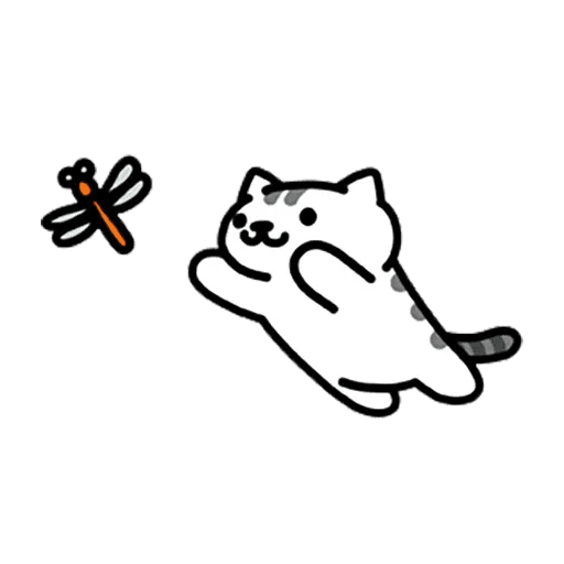 NekoAtsume - Sticker 22