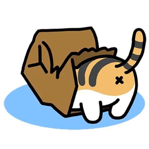 NekoAtsume - Sticker 8