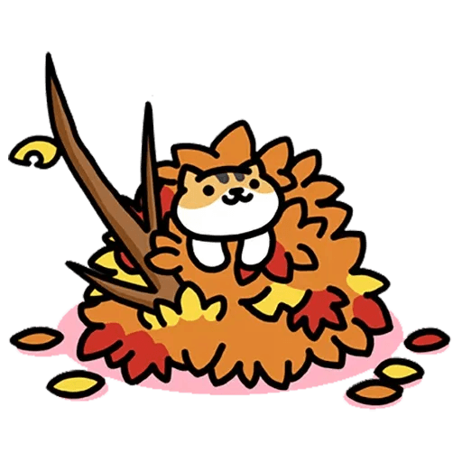 NekoAtsume - Sticker 20