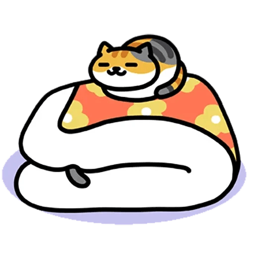 NekoAtsume - Sticker 23