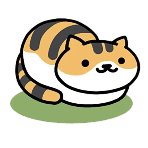 NekoAtsume - Tray Sticker
