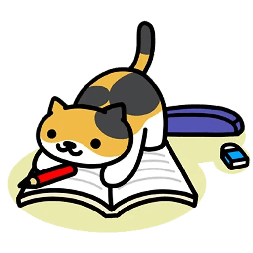 NekoAtsume - Sticker 18
