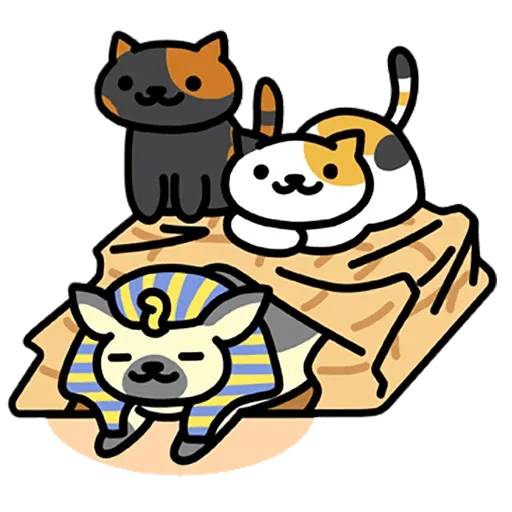 NekoAtsume - Sticker 14