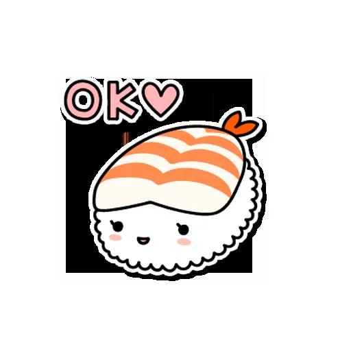 Sushiyuki - Sticker 3