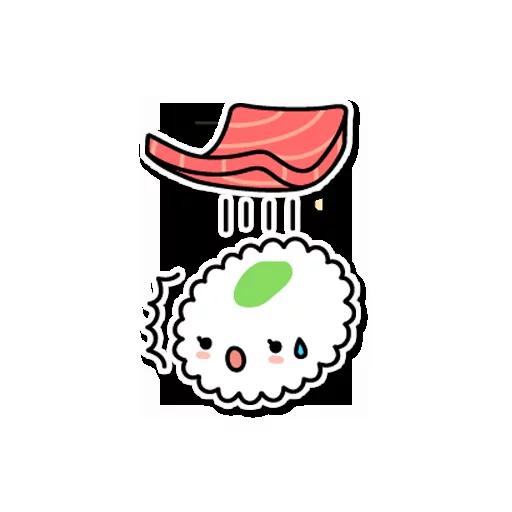 Sushiyuki - Sticker 9