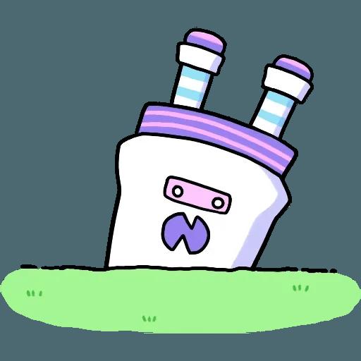 Nep nep - Sticker 6