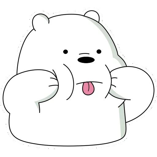 bear - Sticker 17