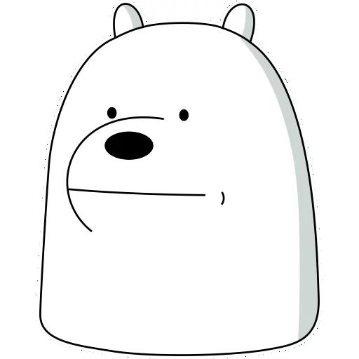 bear - Sticker 22