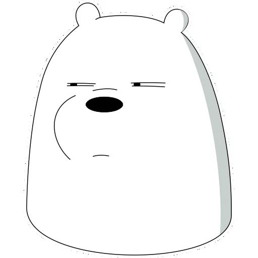 bear - Sticker 19