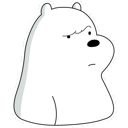bear - Sticker 12