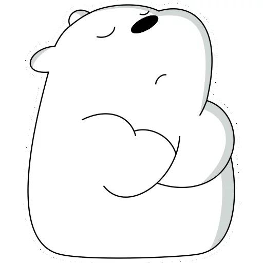 bear - Sticker 16