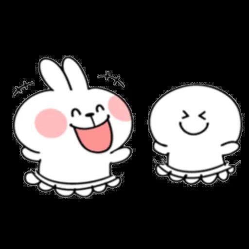 Spoiled Rabbit 8 (Part B) - Sticker 1