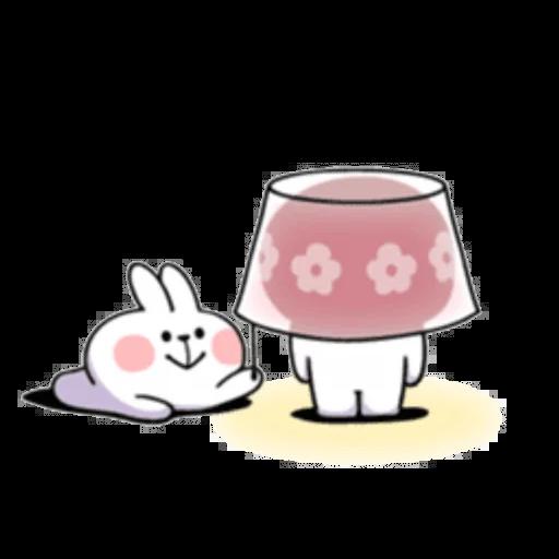 Spoiled Rabbit 8 (Part B) - Sticker 3