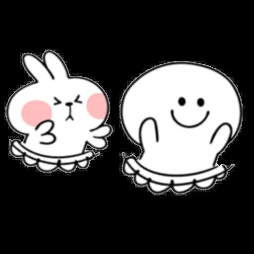Spoiled Rabbit 8 (Part B) - Sticker 2