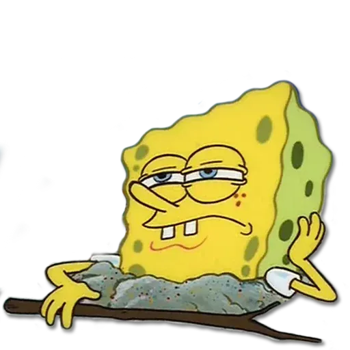 SPONGEBOB - Sticker 2