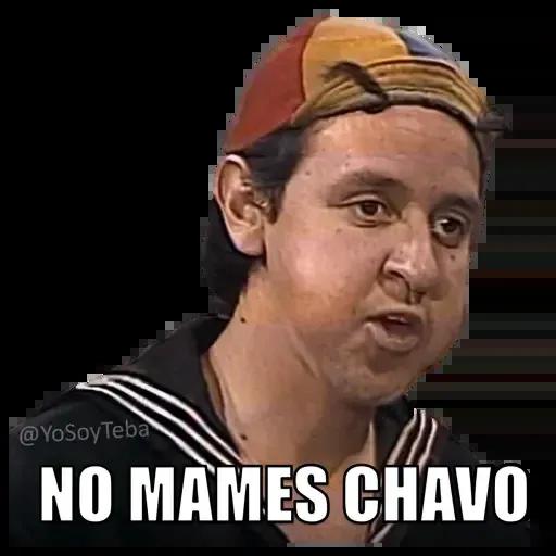 Chavito - Sticker 26