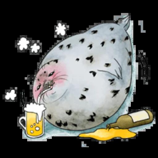 Mochi goma - Sticker 6