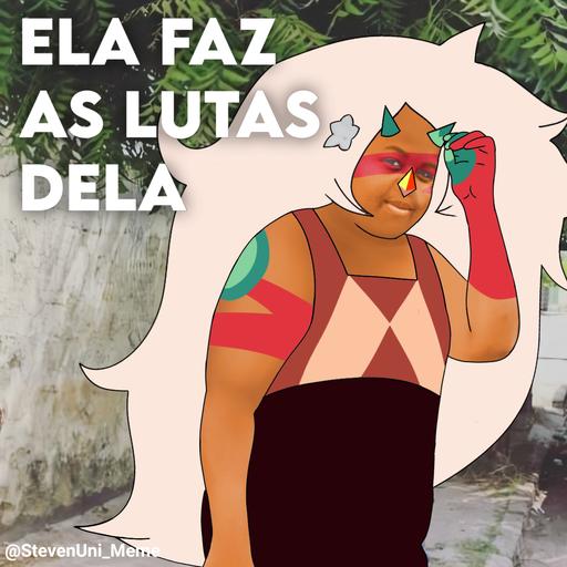 Ela Faz (por: @sergiosemacento) - Sticker 3