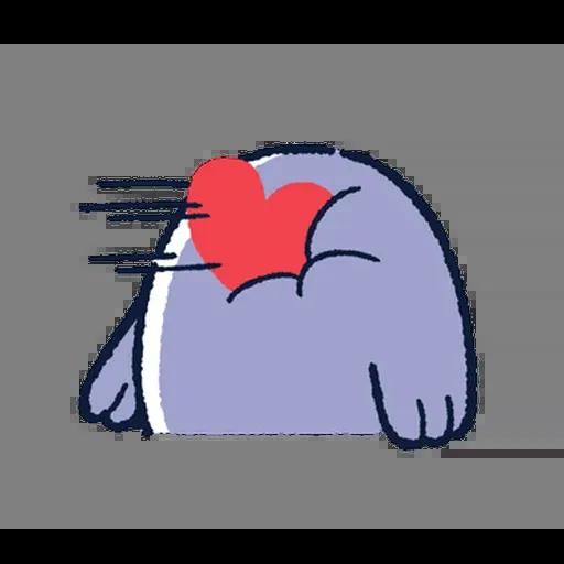 企鵝 - Sticker 15