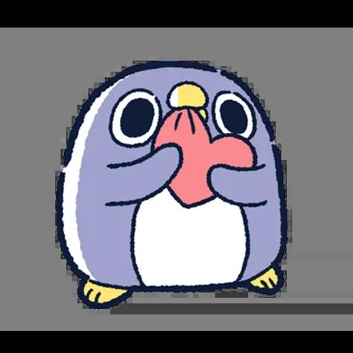 企鵝 - Sticker 10
