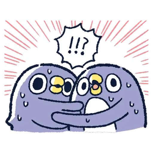 企鵝 - Sticker 19