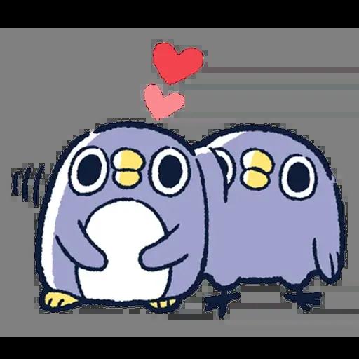 企鵝 - Sticker 5