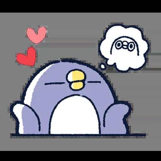 企鵝 - Sticker 23